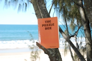 The Puzzle Box waves hello from Hervey Bay