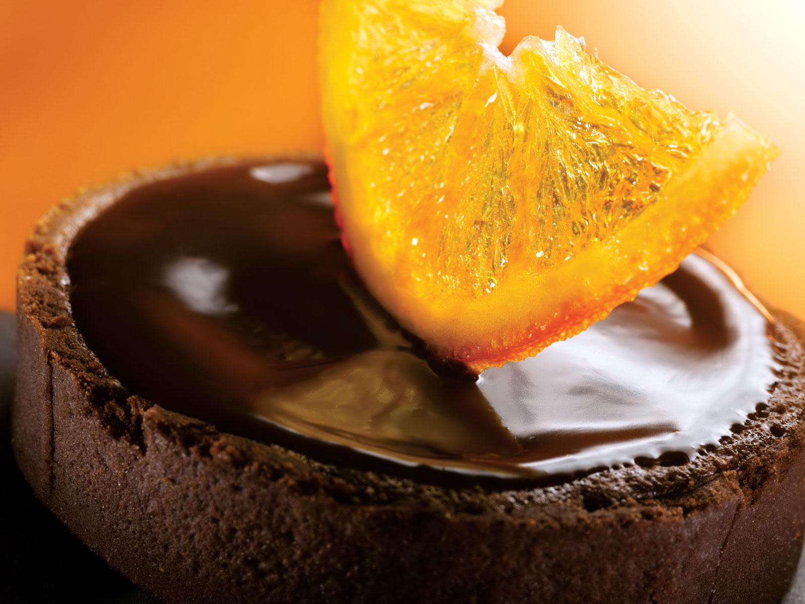 Orange and Chocolate (Renee Espriu) – Gabe Feathers McGee