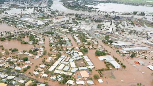 bundy flood 2013