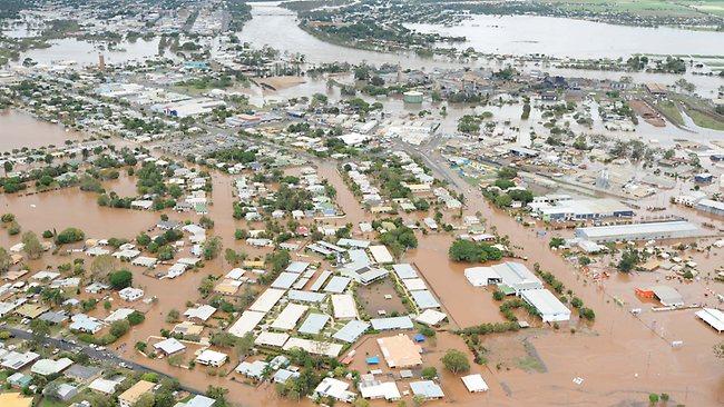 bundy flood 2013