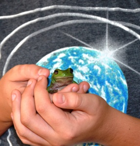 michael and the frog (March 2014) 014