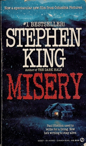 misery stephen king book report  · this is my review of the book misery by stephen king publication date: 1987 genre: drama, horror, satire, thriller plot: after getting into a terrible car.
