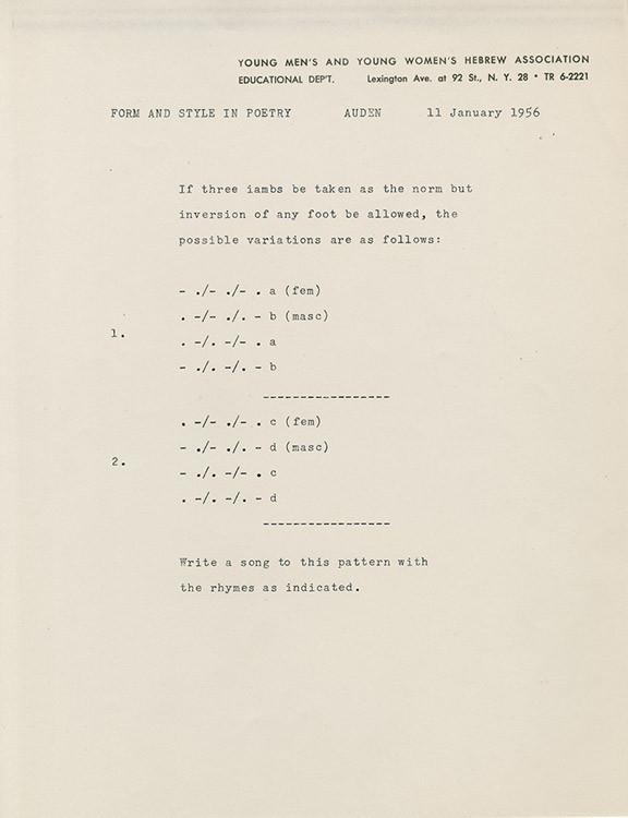 Auden Assignment