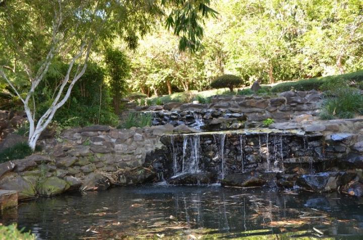 Japanese Garden (click here)
