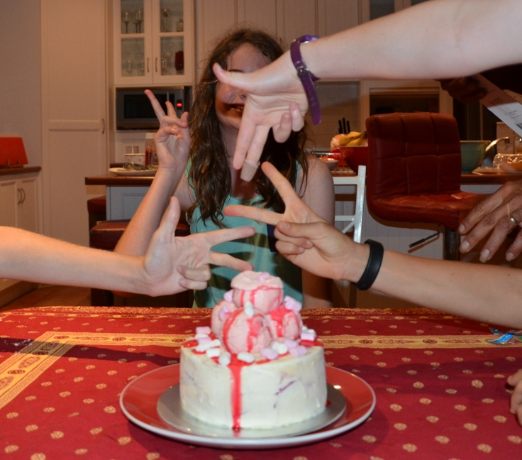 13th cake