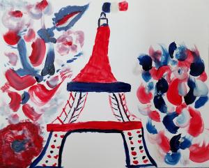 tour Eiffel Marlene